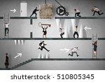 business game | Shutterstock . vector #510805345
