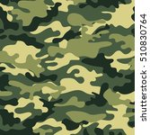 picture with a military color... | Shutterstock .eps vector #510830764