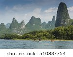 Yu Long River And Karst...