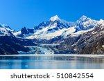 glacier bay national park ... | Shutterstock . vector #510842554