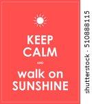 special summer modern...   Shutterstock . vector #510888115