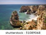 beautiful view of an idyllic... | Shutterstock . vector #51089068