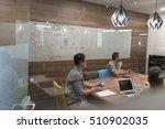 startup business team... | Shutterstock . vector #510902035