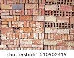 Bricks Wall Texture Bricked...