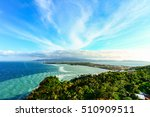 Scenic View Of Boracay Island ...