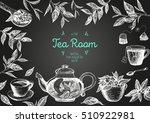 vector illustration frame for... | Shutterstock .eps vector #510922981