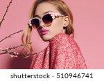 fashion studio photo of... | Shutterstock . vector #510946741