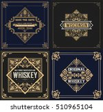 set old labels. vector | Shutterstock .eps vector #510965104