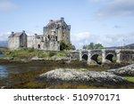 Eilean Donan Castle Near Isle...