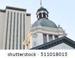 two capitol buildings in... | Shutterstock . vector #511018015