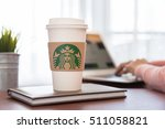 bangkok  thailand   october 5 ... | Shutterstock . vector #511058821