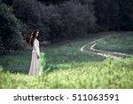 full length side fashion... | Shutterstock . vector #511063591