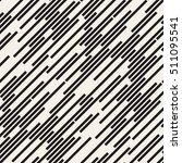 seamless pattern. striped... | Shutterstock .eps vector #511095541