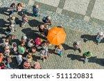 prague  czech republic   june... | Shutterstock . vector #511120831