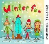 the illustrations in children's ...   Shutterstock . vector #511164835