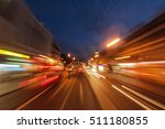 dynamic picture of a london... | Shutterstock . vector #511180855