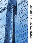 exterior of modern architecture | Shutterstock . vector #511186309