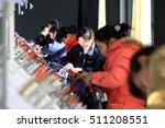 Jiangxi China December 9  2011...