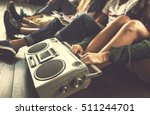 music entertainment lifestyle... | Shutterstock . vector #511244701