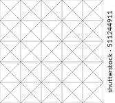 repeatable detailed grid  mesh... | Shutterstock .eps vector #511244911