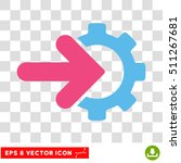 vector integration eps vector... | Shutterstock .eps vector #511267681