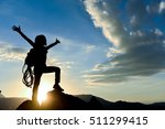 summit and target passion | Shutterstock . vector #511299415