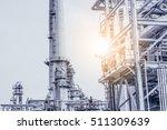 industrial zone the equipment... | Shutterstock . vector #511309639