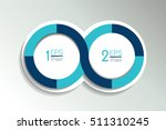 two business elements banner ... | Shutterstock .eps vector #511310245