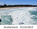 Big Tide At Bondi Beach After ...