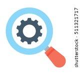 optimization vector icon | Shutterstock .eps vector #511321717