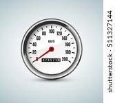 Realistic Speedometer Device...