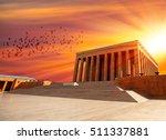 anitkabir   mausoleum of... | Shutterstock . vector #511337881