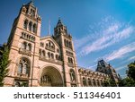 impressive building of the... | Shutterstock . vector #511346401