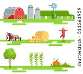Farm Related Elements In...