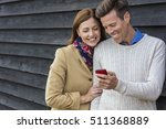 attractive  successful and... | Shutterstock . vector #511368889