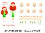 Schoolgirl. Character Design...