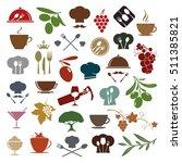 label and logo set for... | Shutterstock .eps vector #511385821