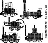 Locomotives. This Image Is A...