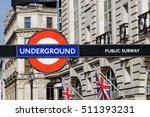 london  england   july 8  2016  ... | Shutterstock . vector #511393231