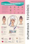 vector illustrated set with... | Shutterstock .eps vector #511410631