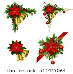 christmas elements for your... | Shutterstock .eps vector #511419064