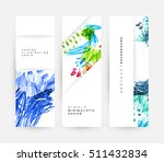 set of hand drawn universal... | Shutterstock .eps vector #511432834