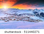 Spectacular Winter Sunrise...