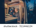 Couples And The Rv Park Campin...
