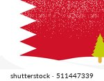 a flag illustration of the... | Shutterstock . vector #511447339