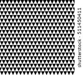 black and white geometric...   Shutterstock .eps vector #511450411
