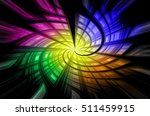 Black And Colorful Backgrounds...