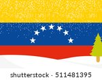 a flag illustration of the... | Shutterstock . vector #511481395
