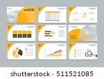 page layout design for...   Shutterstock .eps vector #511521085