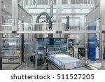 for the production of plastic... | Shutterstock . vector #511527205